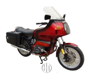 BMW R 100 RT (1978 - 1996) - Motodeks