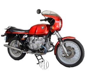BMW R 100 S (1976 - 1978) - Motodeks