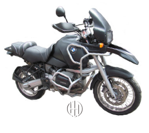 BMW R 1100 GS (1994 - 1999) - Motodeks
