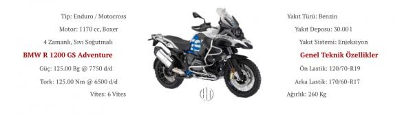 BMW R 1200 GS Adventure (2006 - 2019) - Motodeks