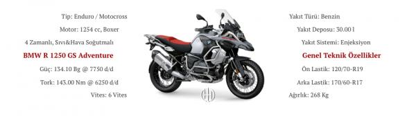 BMW R 1250 GS Adventure (2019 - XXXX) - Motodeks