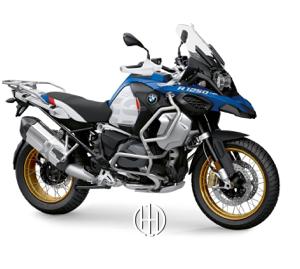 BMW R 1250 GS HP (2019) - Motodeks