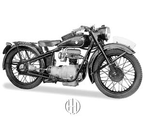 BMW R 20 (1937 - 1938) - Motodeks