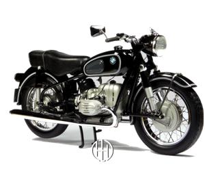 BMW R 26 (1956 - 1960) - Motodeks