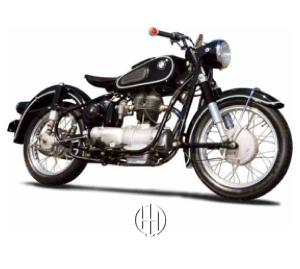 BMW R 27 (1960 - 1966) - Motodeks