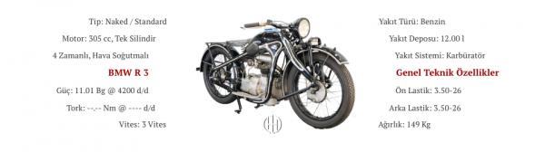BMW R 3 (1936) - Motodeks