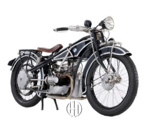 BMW R 32 (1923 - 1926) - Motodeks