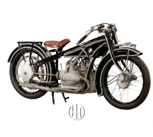BMW R 37 (1925 - 1926) - Motodeks