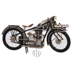 BMW R 39 (1926 - 1927) - Motodeks