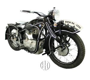 BMW R 4 (1932 - 1937) - Motodeks