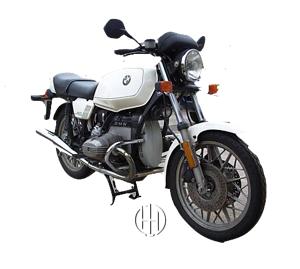 BMW R 45 (1978 - 1984) - Motodeks