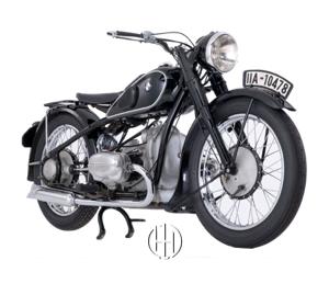 BMW R 5 (1936 - 1937) - Motodeks
