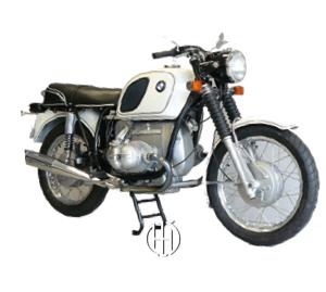 BMW R 50:5 (1969 - 1973) - Motodeks
