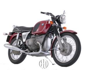 BMW R 60:5 (1969 - 1972) - Motodeks