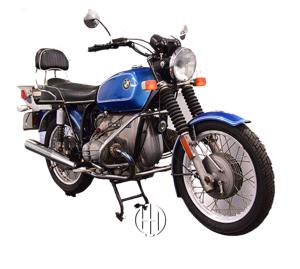 BMW R 60:6 (1973 - 1975) - Motodeks