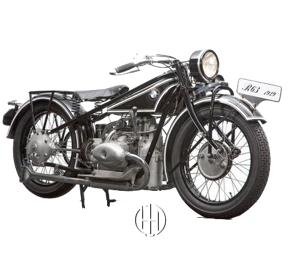 BMW R 63 (1928 - 1929) - Motodeks