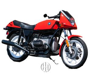 BMW R 65 LS (1981 - 1984) - Motodeks