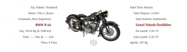BMW R 66 (1938 - 1941) - Motodeks