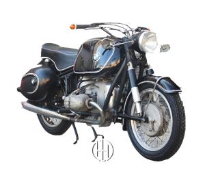 BMW R 69 (1955 - 1960) - Motodeks