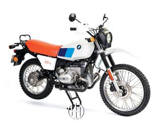 BMW R 80 GS (1980 - 1994) - Motodeks