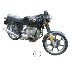 BMW R 80:7 (1977 - 1983) - Motodeks
