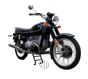 BMW R 90:6 (1973 - 1976) - Motodeks