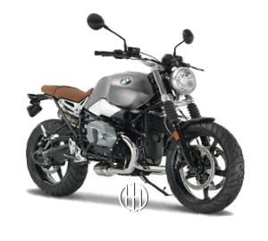 BMW R nineT Scrambler (2016 - XXXX) - Motodeks