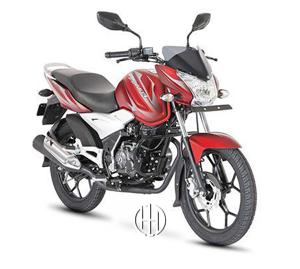 Bajaj Discover 125 ST (2014) - Motodeks