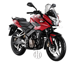 Bajaj Pulsar AS 200 (2015) - Motodeks