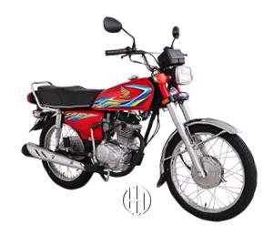 Honda CG 125 (1976 - 2007) - Motodeks
