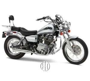 Honda CMX 250 Rebel (1985 - 2016) - Motodeks
