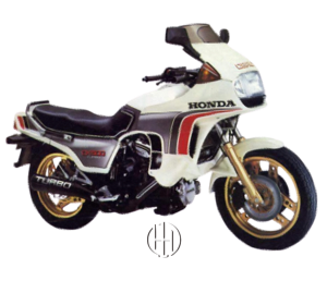 Honda CX 500 Turbo (1981 - 1982) - Motodeks