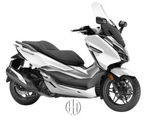 Honda Forza 250 (NSS) (2018 - XXXX) - Motodeks