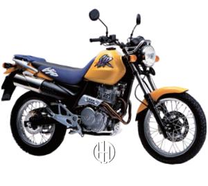 Honda SLR 650 (1997 - 2000) - Motodeks