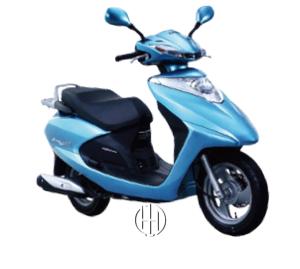 Honda Spacy Alpha (2015 - XXXX) - Motodeks