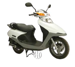 Honda Stream 125 (2009 - 2010) - Motodeks