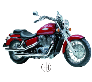 Honda VT 1100 C2 Shadow Ace (1995 - 1999) - Motodeks