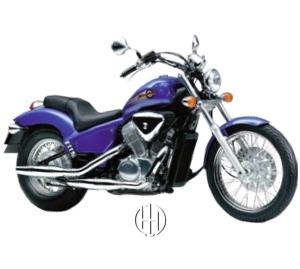 Honda VT 600 C Shadow (1999 - 2007) - Motodeks