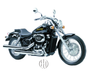 Honda VT 750 DC Shadow Spirit (Black Widow - Slasher) (2000 - 2007) - Motodeks