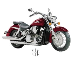 Honda VTX 1300 S (2003 - 2007) - Motodeks