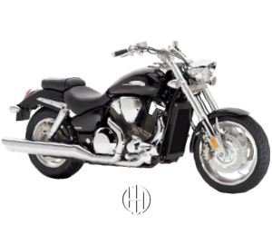 Honda VTX 1800 C (2002 - 2008) - Motodeks