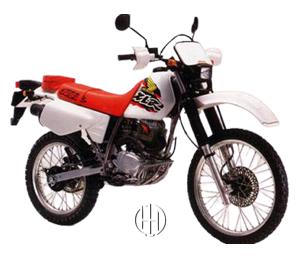 Honda XLR 125 R (1997 - 1999) - Motodeks