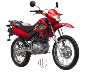 Honda XR 125 L (2003 - 2018) - Motodeks