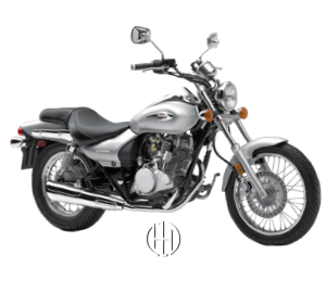 Kawasaki Eliminator EL 125 (1997 - 2010) - Motodeks