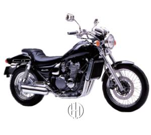 Kawasaki Eliminator ZL 400 (1987 - 1994) - Motodeks