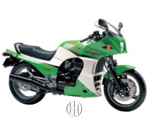 Kawasaki GPZ 900 R Ninja (1990 - 2003) - Motodeks