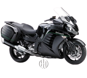 Kawasaki GTR 1400 (2008 - XXXX) - Motodeks