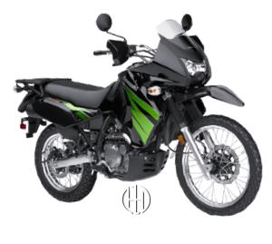 Kawasaki KLR 650 (2008 - 2018) - Motodeks