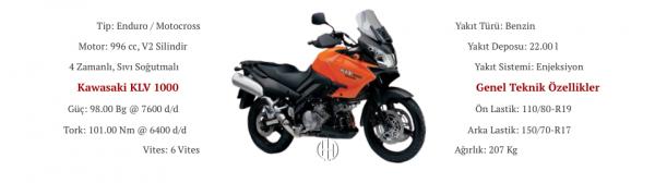 Kawasaki KLV 1000 (2004 - 2005) - Motodeks