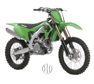 Kawasaki KX 450 (2019 - XXXX) - Motodeks